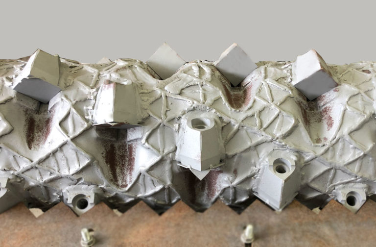 Rotor przed regeneracją