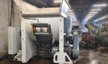 Maszyny używane do recyklingu folii