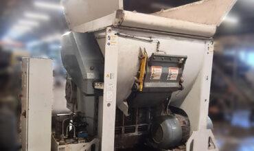 Maszyny używane do recyklingu